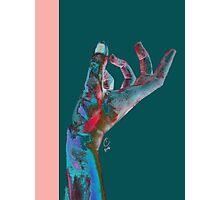 haptic touch Photographic Print