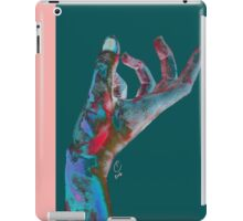 haptic touch iPad Case/Skin