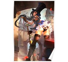 Caitlyn - Sexy Sheriff Poster