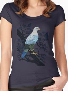 Eaglescape Women's Fitted Scoop T-Shirt