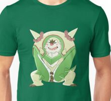 Chesnaught With Flowers Unisex T-Shirt