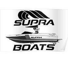 Supra Boats Poster