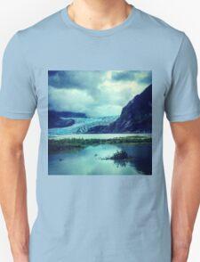Mendenhall Glacier, Juneau, Alaska Unisex T-Shirt