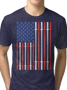 American Muscle Tri-blend T-Shirt