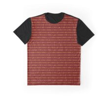 Love In Languages  Graphic T-Shirt