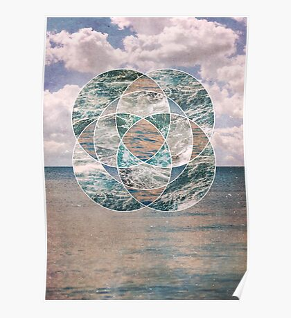 Ocean Scape Poster
