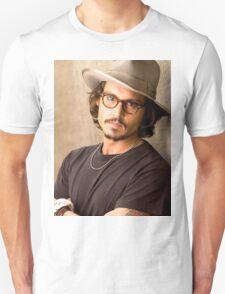 Cool Johnny Depp T-Shirt