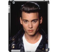 Vintage Young Johnny Depp iPad Case/Skin