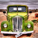Old Truck by Mark Bilham