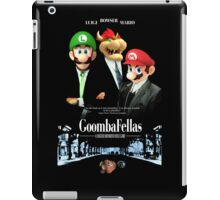 Goombafellas iPad Case/Skin