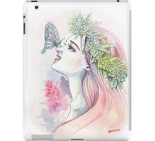 Pot Crown no.2 iPad Case/Skin