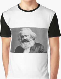 """MARX"" my words Graphic T-Shirt"