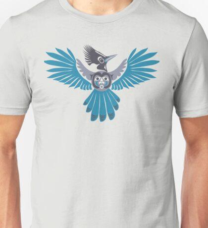Steller's jay Unisex T-Shirt