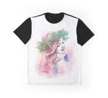 Pot Crown no.3 Graphic T-Shirt