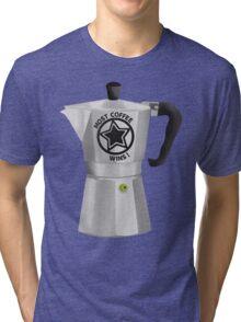 Most Coffee Wins Tri-blend T-Shirt