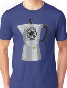 Most Coffee Wins Unisex T-Shirt