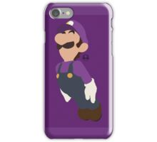 Luigi (Waluigi) - Super Smash Bros. iPhone Case/Skin