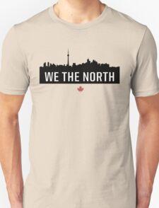 Toronto Raptors - We The North T-Shirt