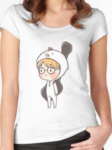Day6 - Sweg Chicken Jae Women's Fitted Scoop T-Shirt