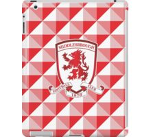 Middlesbrough football club iPad Case/Skin