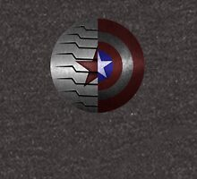 Steve and Bucky Shield Unisex T-Shirt