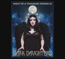 Night of 1000 Stevies 26: Dark Daughters T Shirts Benefit Animals by jackiefactory