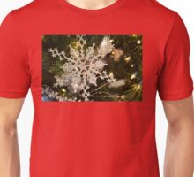 One Snow Flake Unisex T-Shirt