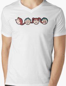 Four Share Hair Mens V-Neck T-Shirt