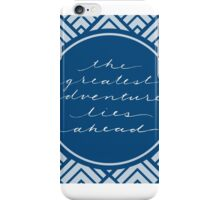 The Greatest Adventures iPhone Case/Skin