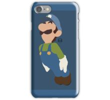 Luigi (Classic) - Super Smash Bros. iPhone Case/Skin