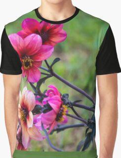 dahlia Graphic T-Shirt