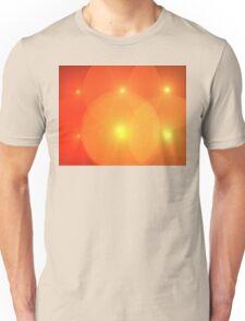 Red Sun Marbles Unisex T-Shirt