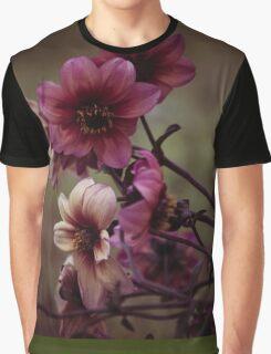dahlia2 Graphic T-Shirt