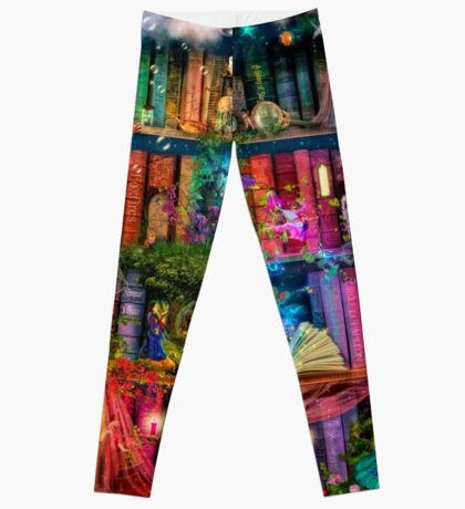 Whimsy Trove - Treasure Hunt Leggings