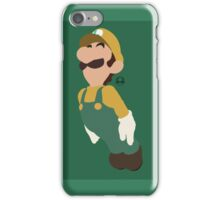 Luigi (Yellow) - Super Smash Bros. iPhone Case/Skin