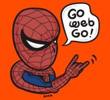 Go Web Go! Kids Tee