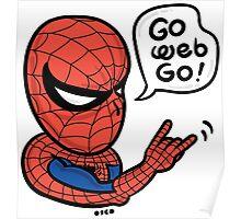 Go Web Go! Poster