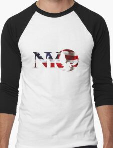 New York Eno Men's Baseball ¾ T-Shirt