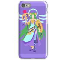 Palutena (Concept Art) - Super Smash Bros. iPhone Case/Skin