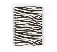 0461 Old Lace Tiger Spiral Notebook
