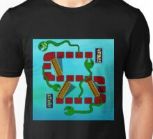 Eels and Escalators Unisex T-Shirt