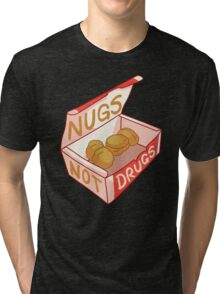 """""""Nugs Not Drugs"""" Tri-blend T-Shirt"""