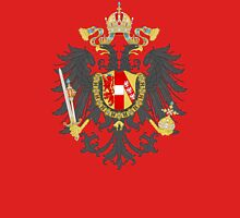 Imperial Coat of Arms of the Austrian Empire Unisex T-Shirt