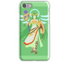 Palutena (Green) - Super Smash Bros. iPhone Case/Skin