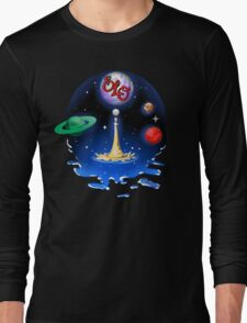 E.L.O. Universe Long Sleeve T-Shirt