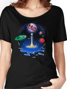 E.L.O. Universe Women's Relaxed Fit T-Shirt