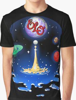 E.L.O. Universe Graphic T-Shirt