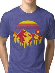 Colorado Skies Tri-blend T-Shirt