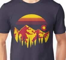 Colorado Skies Unisex T-Shirt