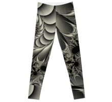 Platinum fractals Leggings